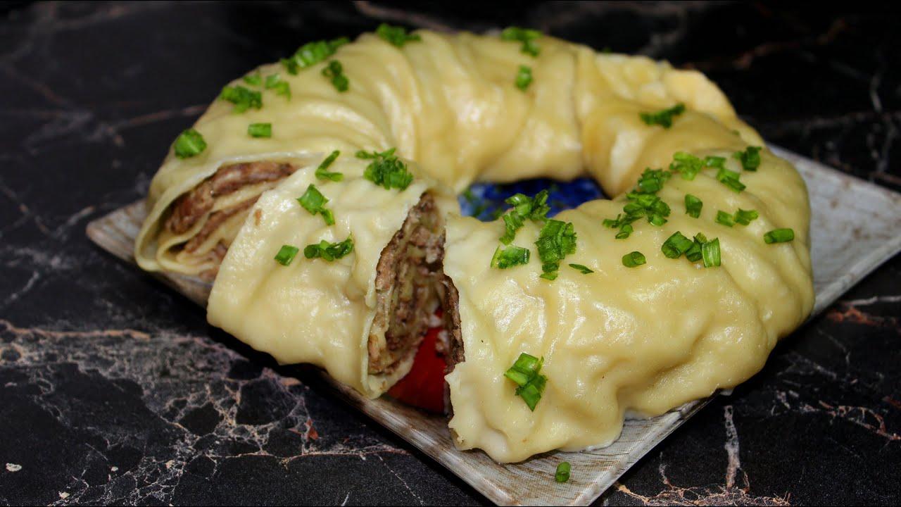 рецепт ленивые пельмени пошагово с фото