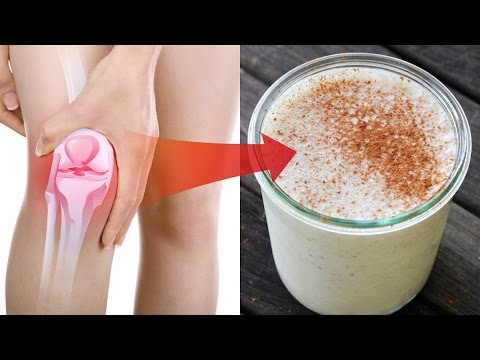 This Drink Will Help You To Eliminate The Knee And Joint Pain In Just Days