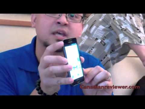 Samsung Galaxy S II  4G and Infuse Canada