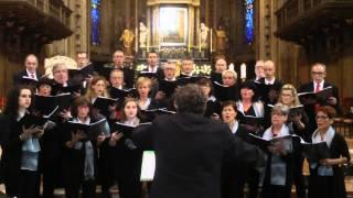 G. Aichinger -  Regina caeli laetare - mottetto a 4 voci miste