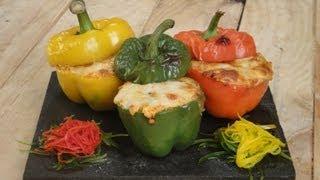 Stuffed Peppers  | Sanjeev Kapoor Khazana