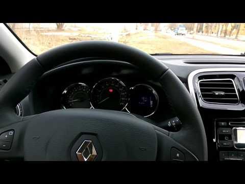 Штатный автозапуск Renault Sandero Stepway