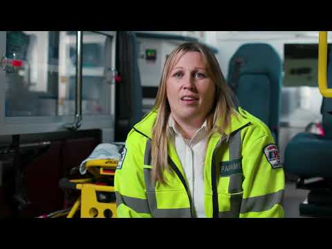 Why You Should Become A Paramedic In Nova Scotia - Heather