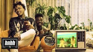 Allan Kingdom - Rewind Feat. Drelli | HNHH Official Music Video
