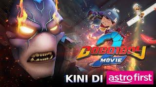 """Download Mp3 Boboiboy Movie 2 - Klip """"pertempuran Pertama""""   Kini Di Astro First, C"""