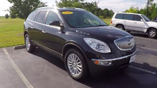 2010 Buick Enclave CXL Full Tour & Start-up at Massey Toyota