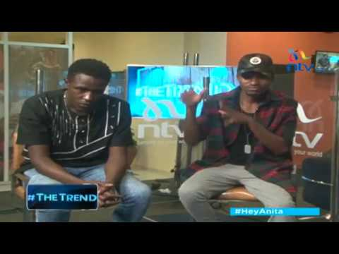 #theTrend: The Meru duo who covered 'Despacito' - High Pitch Band