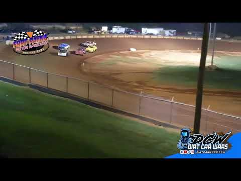 Bomber Feature on 9-22-18 at Fort Payne Motor Speedway
