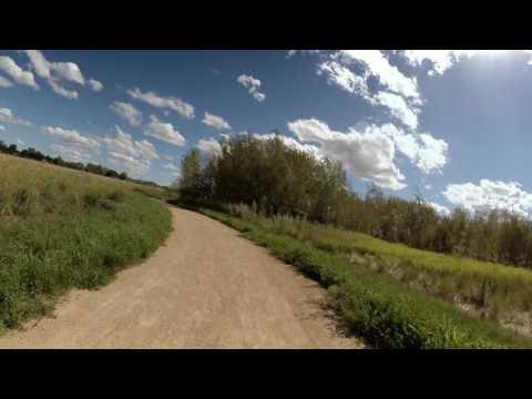 Bike Ride in Saskatoon - 2016-07-25