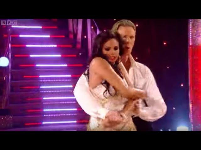 Alesha and Matthews Cha-Cha | Strictly Come Dancing | BBC