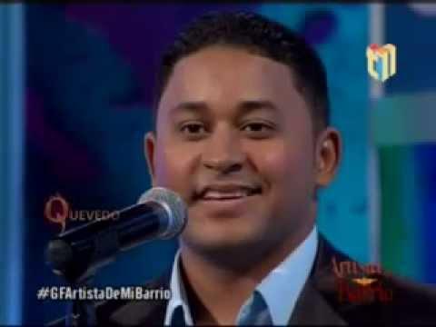 Jose Castillo Primer Lugar de Concurso Artista de mi Barrio en mas Roberto