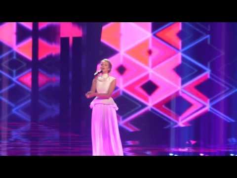 Czech Republic: Gabriela - I stand (2. rehearsal)