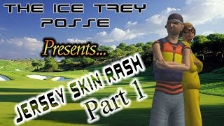 Outlaw Golf 2 - Tour - Ice Trey - Jersey Skin Rash - Part 1