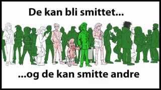 Er Du Beskyttet Mot Meslinger? Animasjonsvideo Uten Lyd