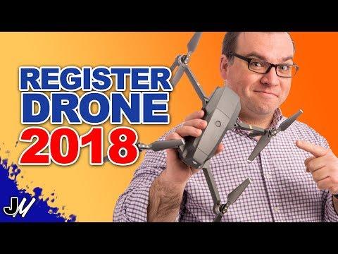 Drone Faa Registration: Should I Register in 2018