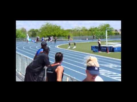 Austin Nobis Track & Field 2013 Season Highlights