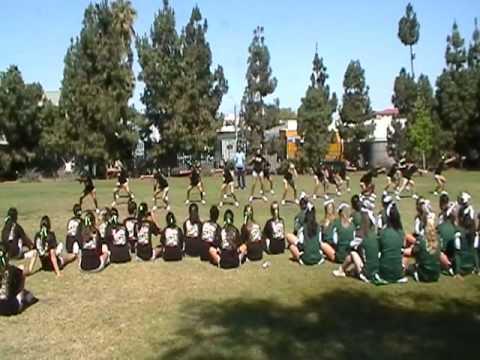 Oceanside High School Varsity UCA Cheer Camp Extreme