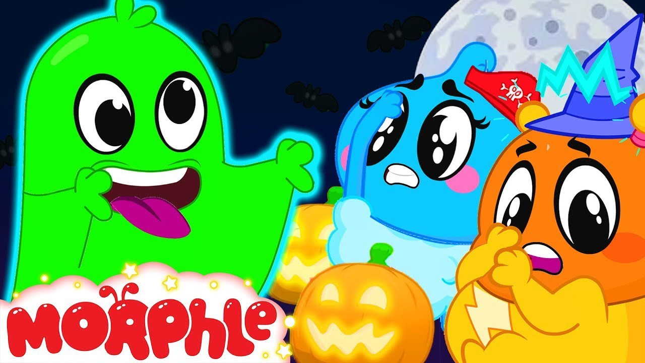MORPHLE Halloween Bat Mayhem | Orphle the Magic Pet Sitter | @Morphle vs Orphle - Kids Cartoons