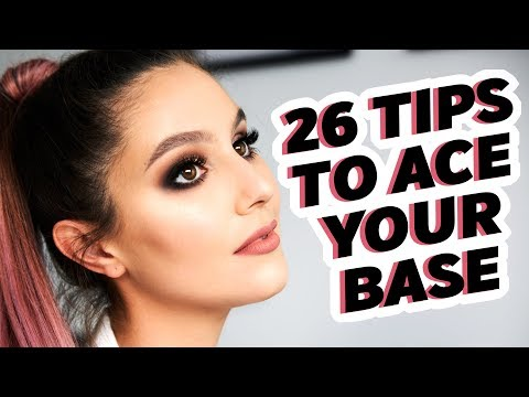 26 Foundation Tips & Techniques to Ace Your Base! | Karima McKimmie