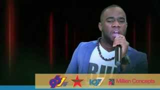 """UNCOVERED SemiFinals - Bertille Hunte - Morgan Heritage """"Down By The River"""" [Acoustic Cover]"""