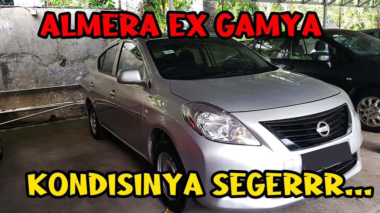 NISSAN ALMERA EX TAKSI GAMYA, MURAH BERGARANSI