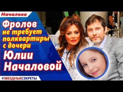 🔔 Хокеист Фролов не требует  полквартиры с дочери Юлии Началовой
