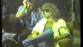 Bon Jovi - Tokyo Road & Interview (Dallas '85)