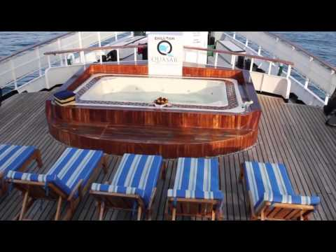 M V Evolution Yacht   Galapagos Cruise HD