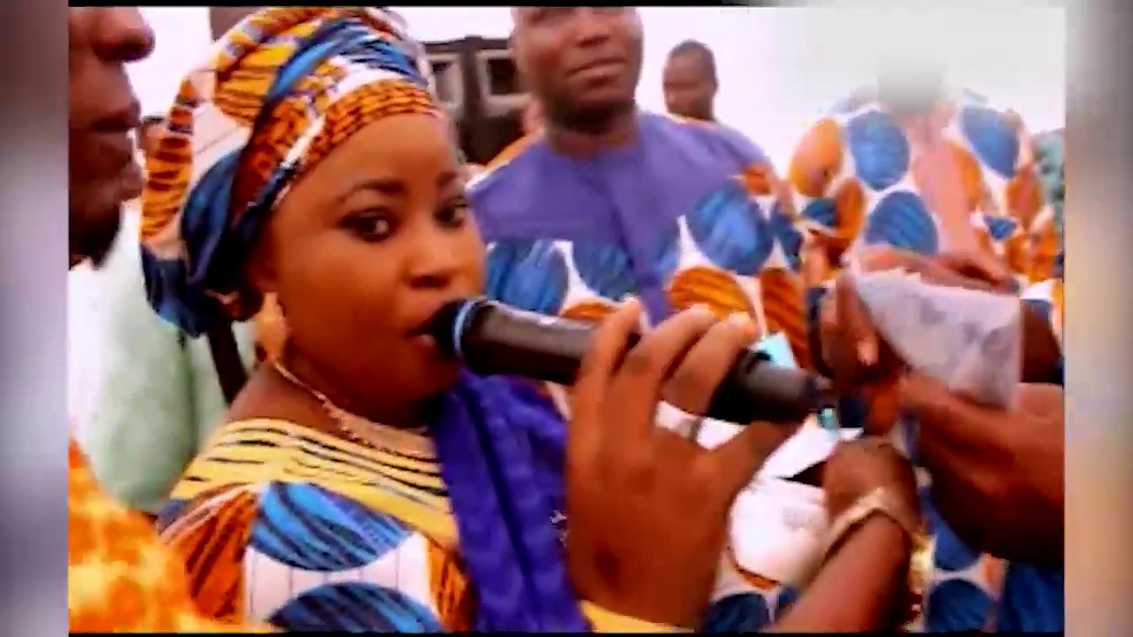 AMINAT AJAO OBIRERE AND  MUKAILA AYINLA PERFORMED ON STAGE LIKE NEVER BEFORE