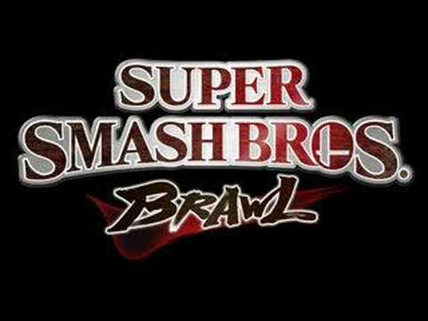 Super Smash Bros Brawl music  02 battle Kir