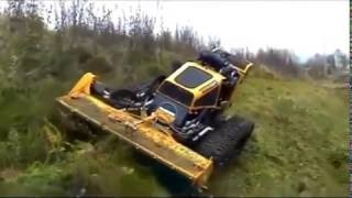 Big Fail Heavy Equipment modern marvels construction machines, mcconnel robocut, remote control mcco