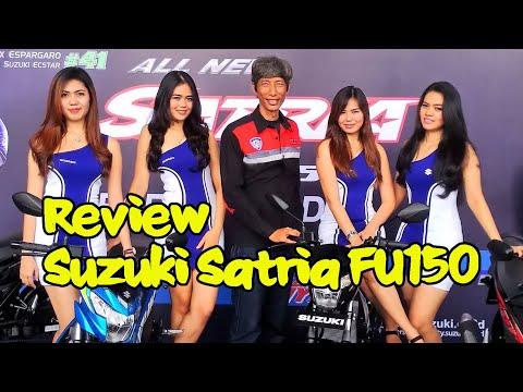 Review Suzuki All New Satria F150 2016