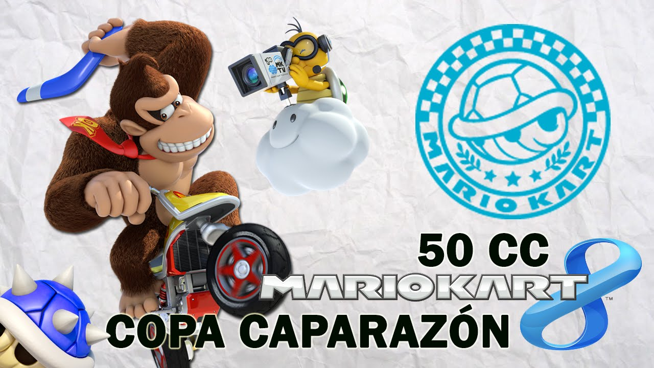 Mario Kart 8 Copa Capa...