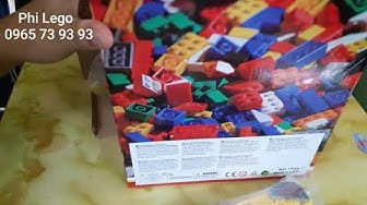 Mở Hộp Đồ Chơi Lego 1000 Miếng - Lego 1000pcs