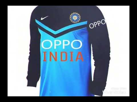 96ce2b7f0 New INDIAN CRICKET JERSEY LEAKED 2018 - YouTube