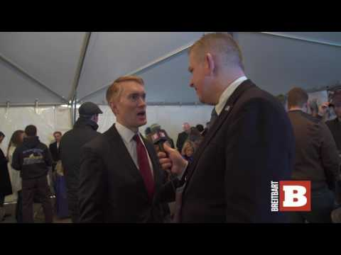 Exclusive – Sen. Lankford: Trump Administration Represents