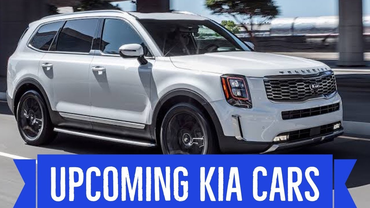 Upcoming Cars In India 2019 2020 Kia Youtube