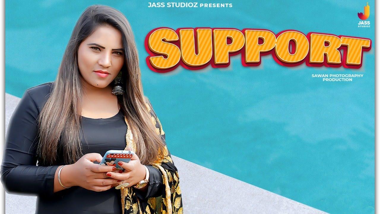 Support | (Full Video) | Simmi Hans | Punjabi Songs 2020 | Latest Punjabi Songs 2020 | Jass Studioz