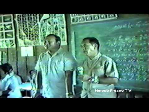 Hmong Central Valley  TV  hmoob 18 xeem mus saib hmoob nyob vibnais thaib teb B