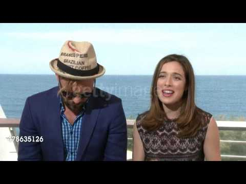 INTERVIEW - Patrick Flueger and Marina Squerciati at 55th Monte Carlo TV Festival