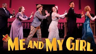 Me and My Girl: May 9-13, 2018 at New York City Center Tickets: ...