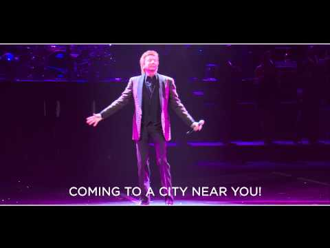 Barry Manilow ONE LAST TIME! Tour with special guest, saxophonist Dave Koz