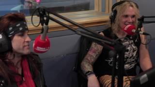 Steel Panther play 'Steel Panther or Sans Panther?' on Kerrang! Radio