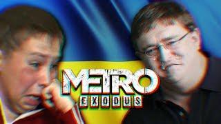 METRO EXODUS - СВОЕ НЕ ПАХНЕТ!