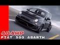 404HP Fiat 500 Abarth By Pogea