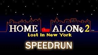 [TAS] Home Alone 2: Lost In New York - Speedrun