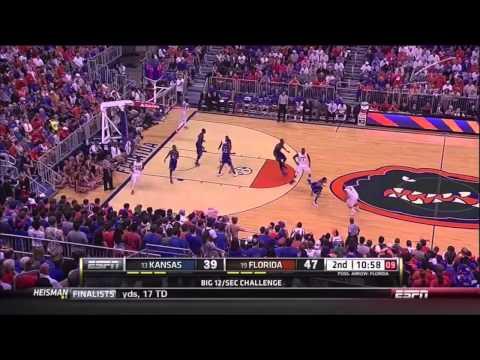 12/10/13 Basketball #19 Florida Gators vs. #13 Kansas Jayhawks