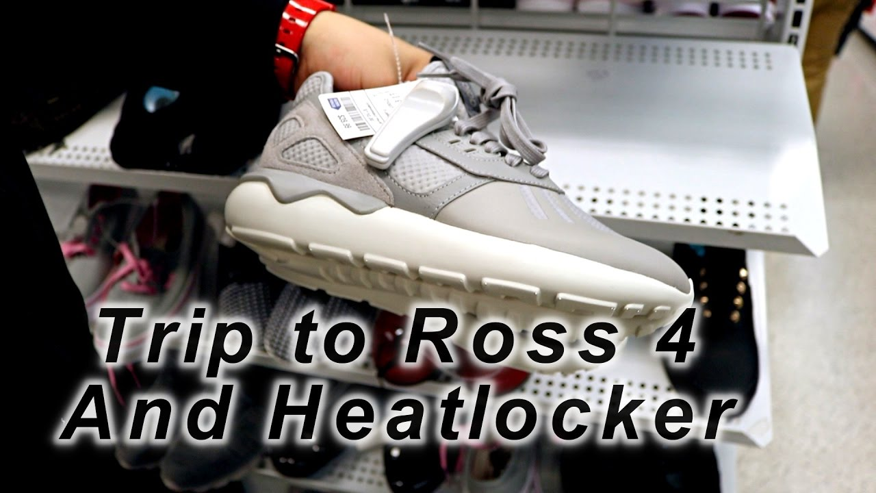 b6dbaeefbc4 Trip to Ross 4 and Tj maxx Footlocker Epic finds - YouTube