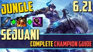 Sejuani: The Queen of CC - League of Legends Champion Guide