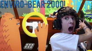 UN ORSO CHE GUIDA LA MACCHINA?! :'D - Enviro-Bear 2000